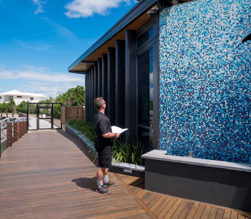 building certifiers cairns all construction approvals harald weber looking at a commercial building approval