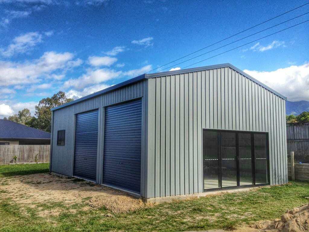 Buying a shed in a cyclonic region